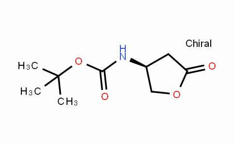 (S)-3-Boc-amino-gamma-butyrolactone
