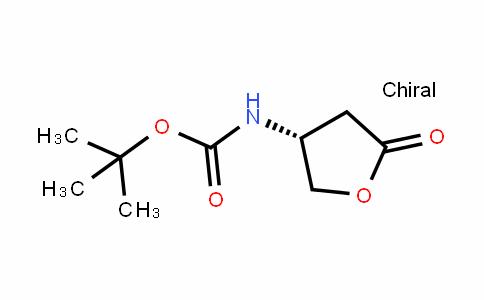 (R)-3-Boc-amino-gamma-butyrolactone