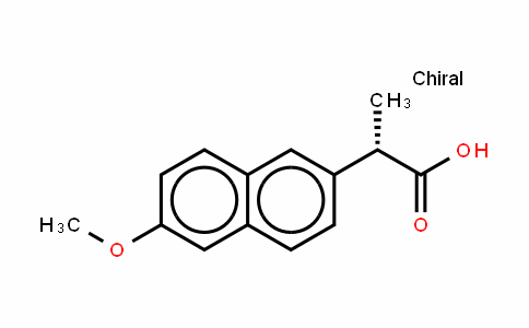 (S)-(+)-2-(6-Methoxy-2-naphthyl)propionic Acid