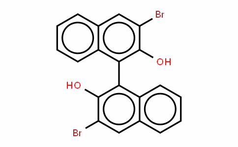(S)-(-)-3,3'-Dibromo-1,1'-bi-2-naphthol