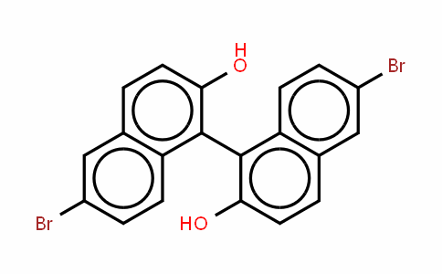 (S)-(+)-6,6&#39-Dibromo-1,1&#39-bi-2-naphthol