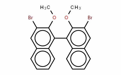(R)-3,3&#39-Dibromo-2,2&#39-dimethoxy-1,1&#39-binaphthyl
