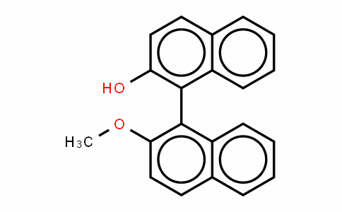 (R)-(+)-2-Hydroxy-2&#39-methoxy-1,1&#39-bi-naphthol