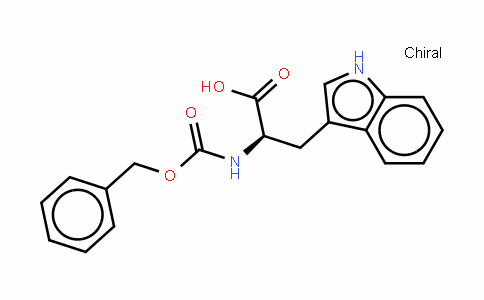 N(a)-Benzyloxycarbonyl-D-tryptophan
