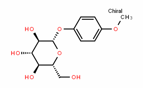 4-Methoxyphenyl beta-D-Glucopyranoside