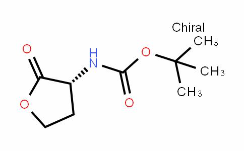 (R)-tert-butyl 2-oxotetrahydrofuran-3-ylcarbamate