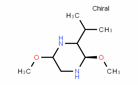 (R)-2,5-Dihydro-3,6-dimethoxy-2-isopropylpiperazine
