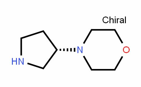 4-(3S)-3-Pyrrolidinyl-morpholine
