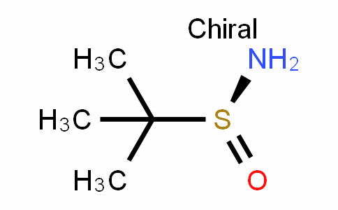 (S)-(-)-2-Methyl-2-propanesulfinamide