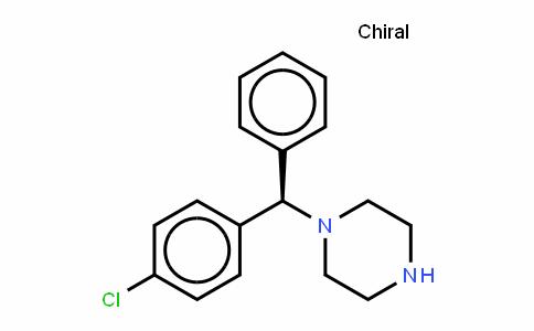 (R)-(-)-1-[(4-Chlorophenyl)phenylmethyl]piperazine