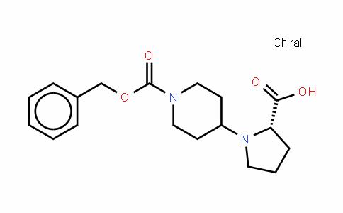 L-N-(4'-N-Cbz-piperidino)proline