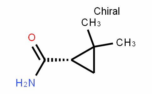(S)-(+)-2,2-Dimethylcyclopropanecarboxamide