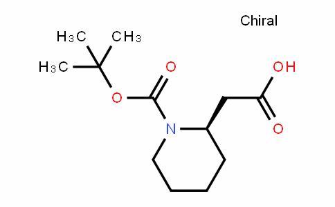 (R)-N-Boc-2-piperidine acetic acid