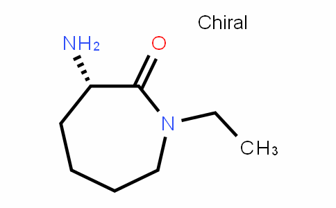 (S)-3-Amino-1-ethylazepan-2-one