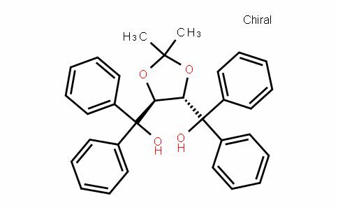 (4S,5S)-2,2-Dimethyl-α,α,α′,α′-tetraphenyldioxolane-4,5-dimethanol