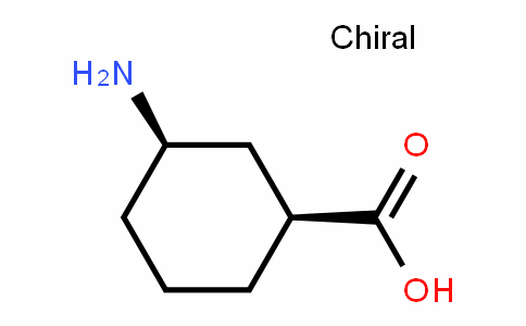 (1S,3R)-3-Amino-cyclohexanecarboxylic acid