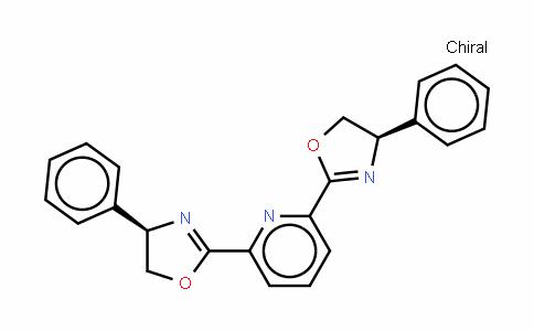 2,6-Bis[(4R)-4-phenyl-2-oxazolinyl]pyridine
