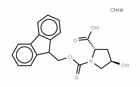 N-alpha-(9-Fluorenylmethyloxycarbonyl)-trans-L-hydroxyproline
