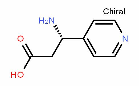(S)-3-Amino-3-(pyridin-4-yl)propanoic acid
