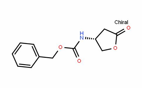 (R)-Benzyl-5-oxo-tetrahydro-furan-3-ylcarbamate