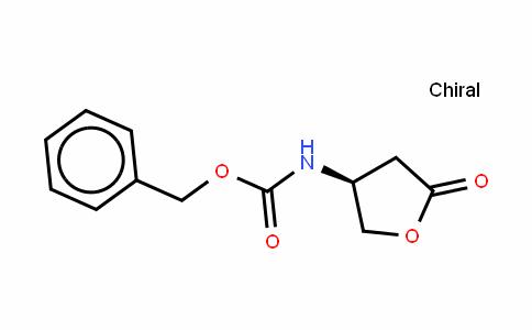 benzyl (S)-(-)-tetrahydro-5-oxo-3-furanyl-carbama