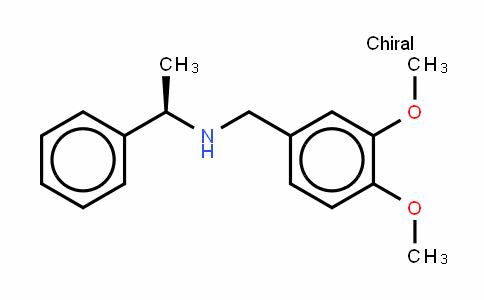 (R)-(+)-(3,4-Dimethoxy)benzyl-1-phenylethylamine