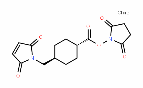 Trans-4-(Maleimidomethyl)cyclohexanecarboxylic acid-NHS