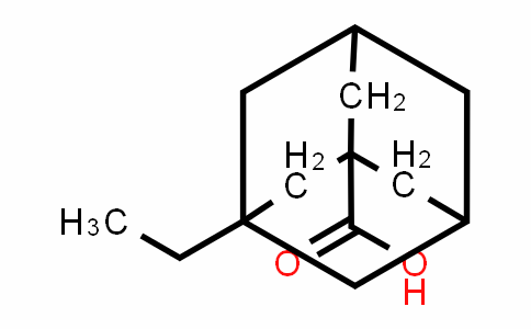 3-Ethyladamantane-1-carboxylic acid