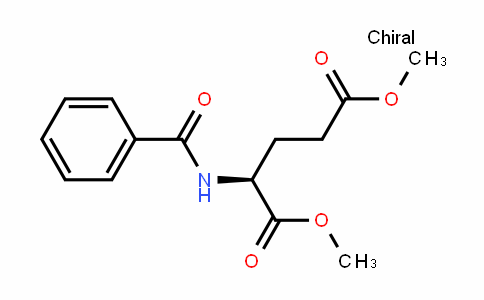 (S)-dimethyl 2-benzamidopentanedioate