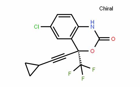 (4S)-6-Chloro-4-(cyclopropylethynyl)-1,4-dihydro-4-(trifluoromethyl)-2H-3,1-benzoxazin-2-one