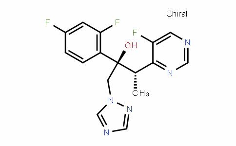 (2R,3S)-2-(2,4-difluorophenyl)-3-(5-fluoropyrimidin-4-yl)-1-(1H-1,2,4-triazol-1-yl)butan-2-ol