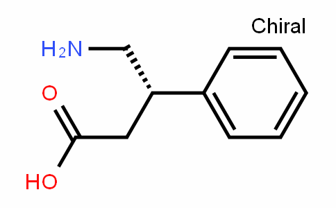 (S)-4-amino-3-phenylbutanoic acid
