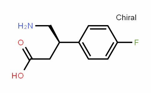 (R)-4-amino-3-(4-fluorophenyl)butanoic acid