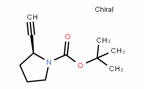 (S)-tert-butyl 2-ethynylpyrrolidine-1-carboxylate