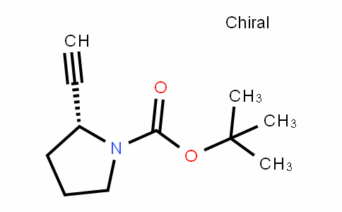 (R)-tert-butyl 2-ethynylpyrrolidine-1-carboxylate