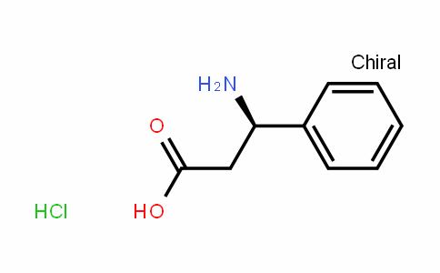 (R)-3-Amino-3-phenylpropionic acid hydrochloride