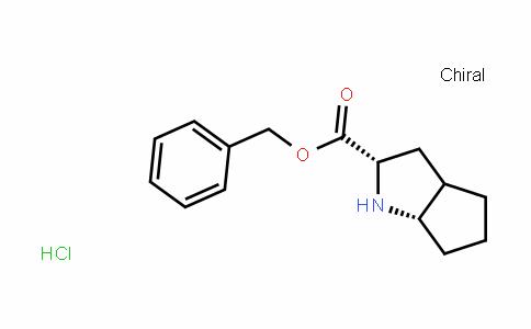 (S,S)-2-Azabicyclo[3,3,0]-octane-3-carboxylic acid benzylester hydrochloride