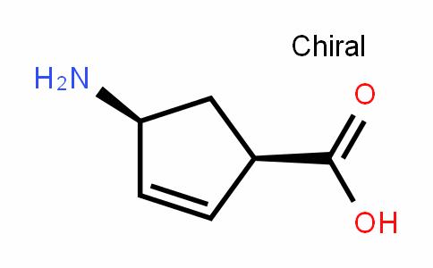 (1R,4S)-4-aminocyclopent-2-enecarboxylic acid