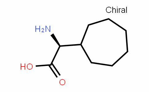 (S)-2-amino-2-cycloheptylacetic acid