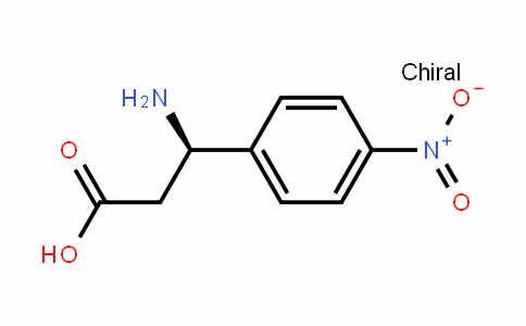 (R)-3-Amino-3-(4-nitrophenyl)propanoic acid