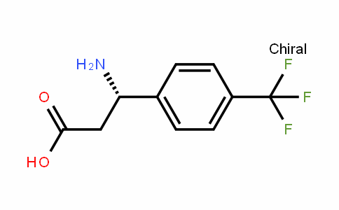 (S)-3-Amino-3-[4-(trifluoromethyl)phenyl]propanoic acid