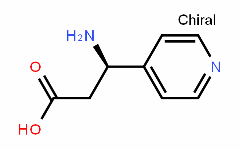 (R)-3-Amino-3-(pyridin-4-yl)propanoic acid