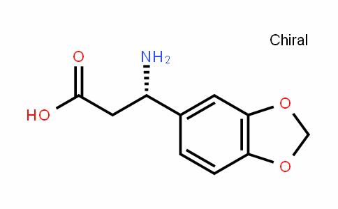 (S)-3-Amino-3-benzo[1,3]dioxol-5-ylpropionic acid
