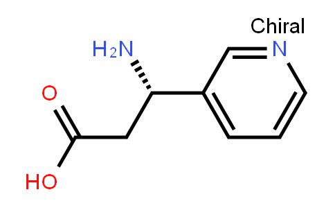 (S)-3-Amino-3-(pyridin-3-yl)propanoic acid