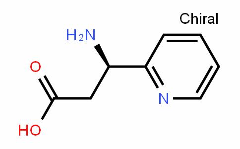 (R)-3-Amino-3-(pyridin-2-yl)propanoic acid