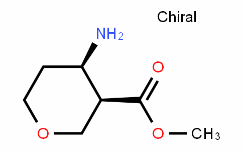 (3R,4R)-methyl 4-aminotetrahydro-2H-pyran-3-carboxylate