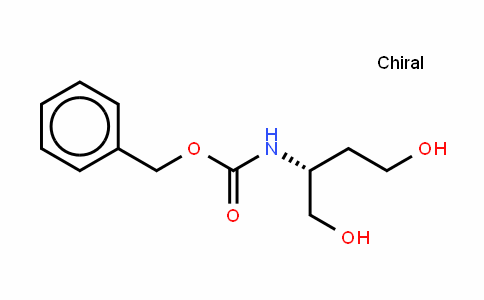 (R)-2-Cbz-amino-butane-1,4-diol
