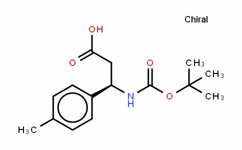 Boc-(R)-3-Amino-3-(4-methylphenyl)propionic acid