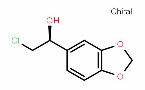 (S)-2-Chloro-1-(3,4-methylenedioxyphenyl)ethanol
