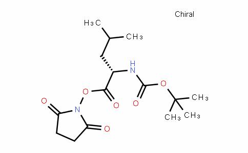 Boc-L-leucine hydroxysuccinimide ester